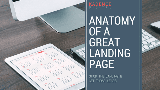 The Anatomy of a Great Landing Page | Salesforce Development ...